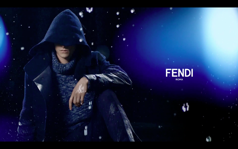FENDI Neverwinter Tale Fall Winter 2013 Video Lookbook
