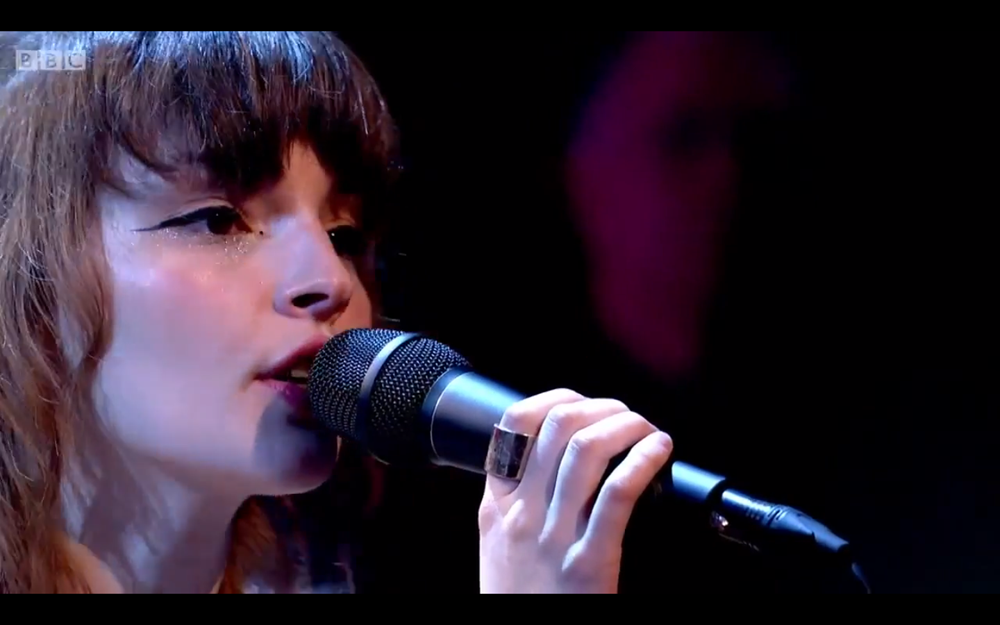CHVRCHES The Mother We Share on Later with Jools Holland