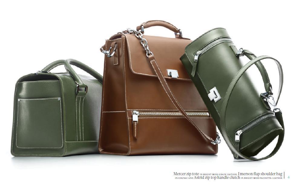 Tiffany Leather Fall 2013-2
