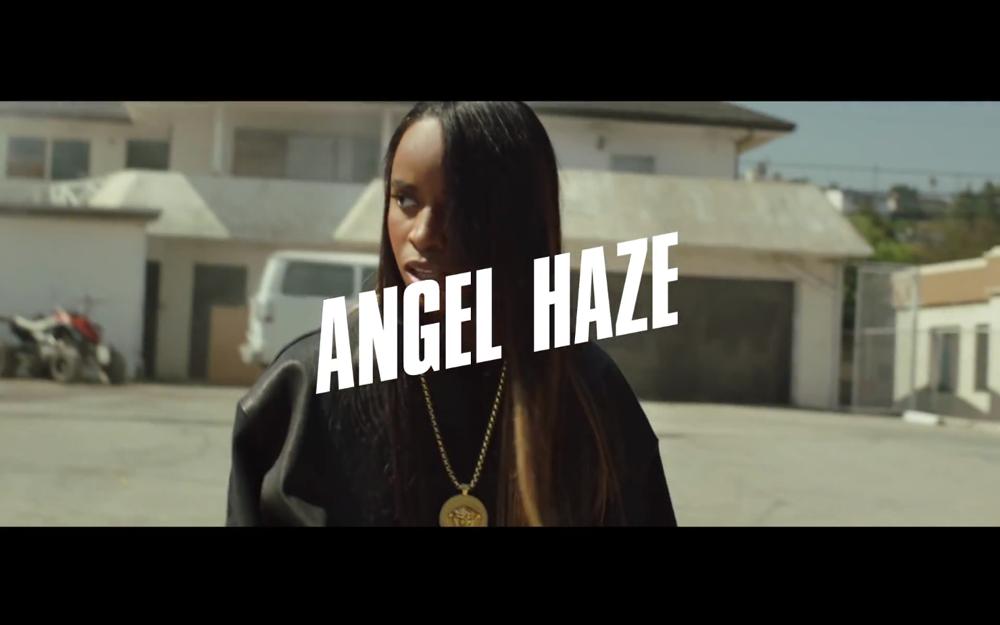Angel Haze Echelon Its My Way Video