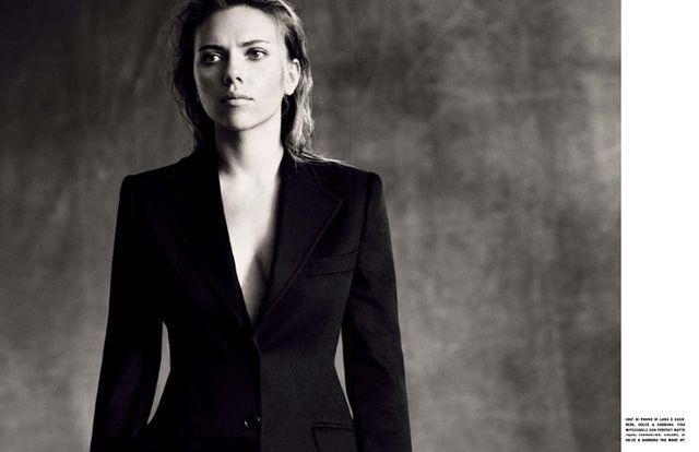 Scarlett Johansson for Vogue Italia October 2013-5