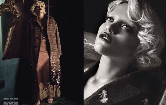 Sky Ferreira for Vogue Italia October 2013-4