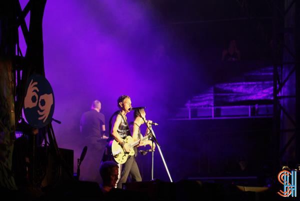 Depeche Mode ACL 2013