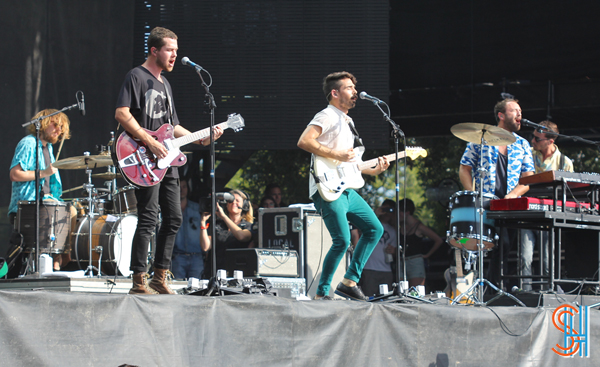Local Natives ACL 2013