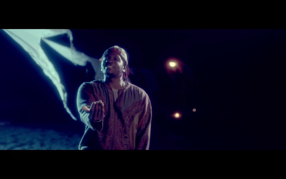 Pusha T Chris Brown Sweet Serenade Music Video
