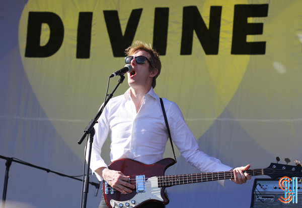Divine Fits ACL 2013