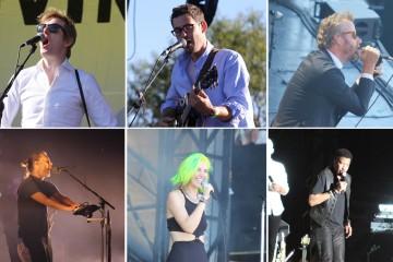 Austin City Limits 2013 Divine Fits, Atoms for Peace, MSMR, White Denim, The National, Lionel Richie