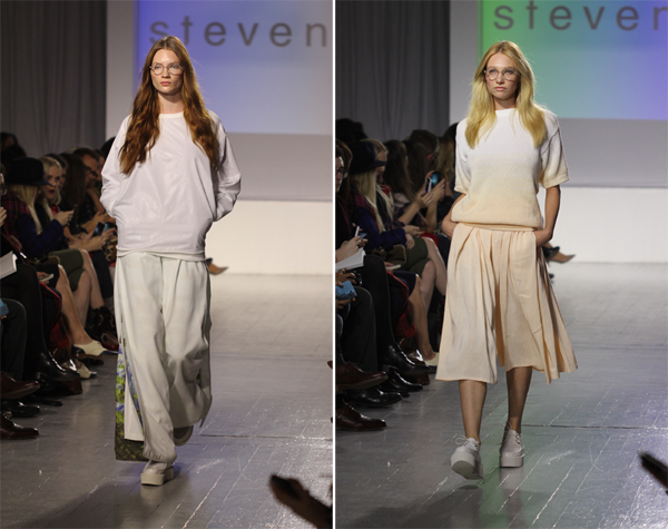 Steven Tai Spring Summer 2014 The shOws Toronto