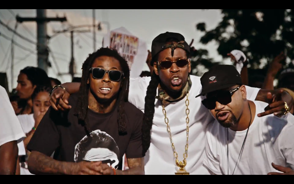 2 Chainz Used 2 Music Video Lil Wayne BG Mannie Fresh
