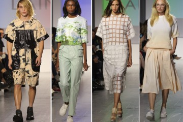 Jeremy Laing Steven Tai Spring Summer 2014 the shows