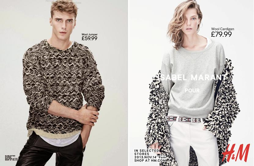 b4598db3ea Isabel Marant for H M Campaign + Video