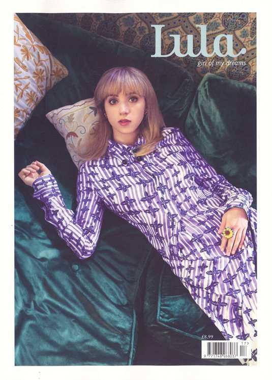 Lula Magazine Fashion Editor