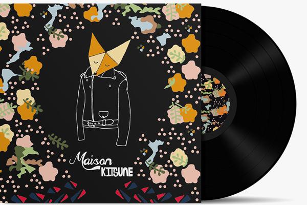 Pernod Absinthe x Maison Kitsune Limited Edition Collaboration