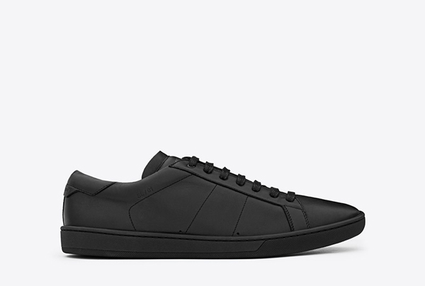 Saint Laurent Court Classic Sneakers Fall Winter 2013_1