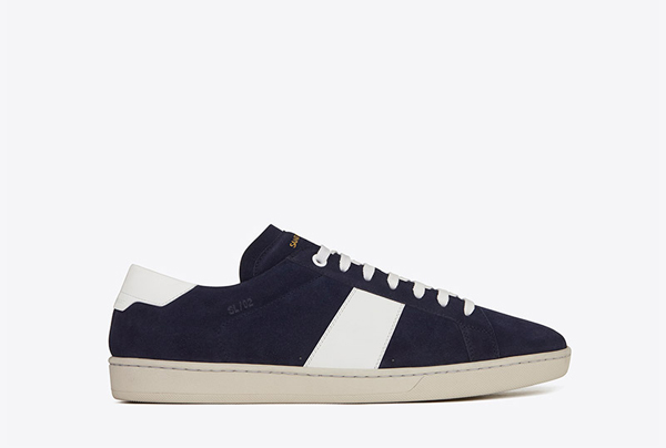 Saint Laurent Court Classic Sneakers Fall Winter 2013_13
