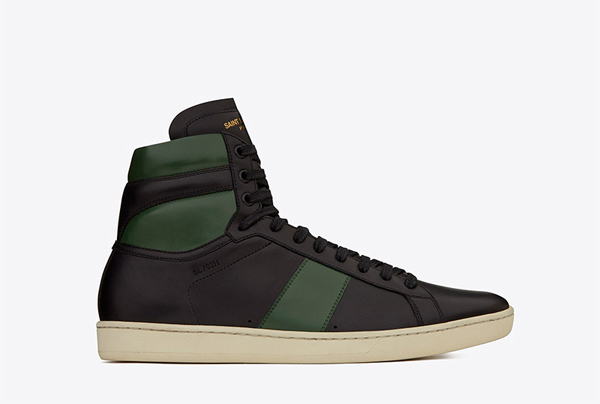 Saint Laurent Court Classic Sneakers Fall Winter 2013_15