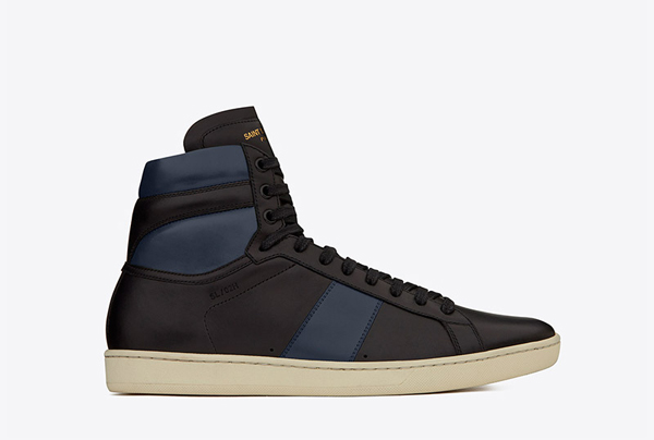 Saint Laurent Court Classic Sneakers Fall Winter 2013_16