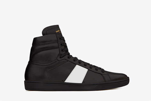 Saint Laurent Court Classic Sneakers Fall Winter 2013_17