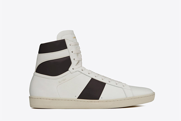 Saint Laurent Court Classic Sneakers Fall Winter 2013_18