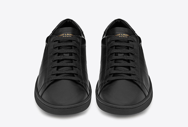 Saint Laurent Court Classic Sneakers Fall Winter 2013_2