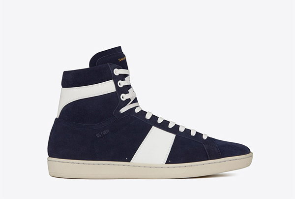 Saint Laurent Court Classic Sneakers Fall Winter 2013_22