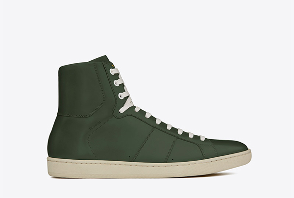 Saint Laurent Court Classic Sneakers Fall Winter 2013_24