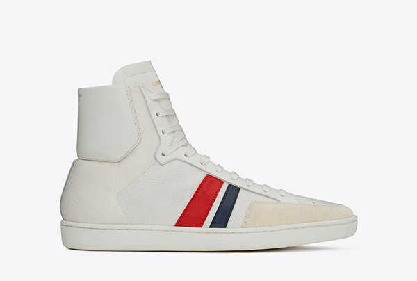 Saint Laurent Court Classic Sneakers Fall Winter 2013_25