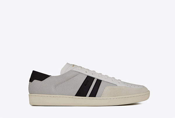 Saint Laurent Court Classic Sneakers Fall Winter 2013_26