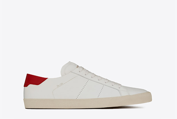Saint Laurent Court Classic Sneakers Fall Winter 2013_27
