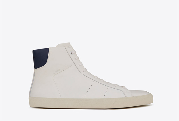 Saint Laurent Court Classic Sneakers Fall Winter 2013_28