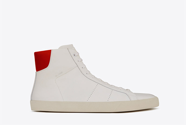 Saint Laurent Court Classic Sneakers Fall Winter 2013_29