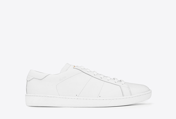 Saint Laurent Court Classic Sneakers Fall Winter 2013_3