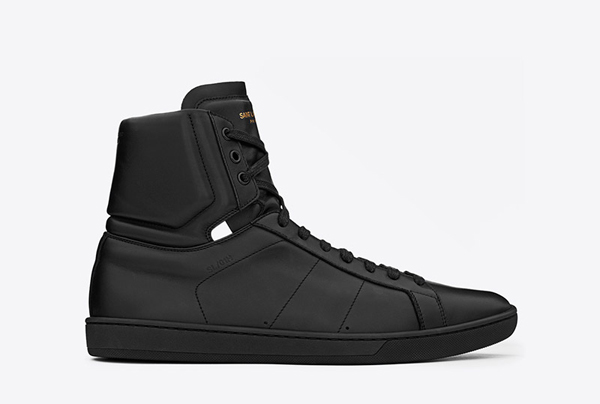 Saint Laurent Court Classic Sneakers Fall Winter 2013_5