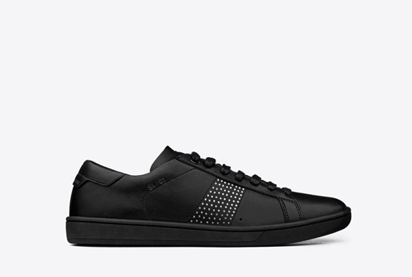 Saint Laurent Court Classic Sneakers Fall Winter 2013_7