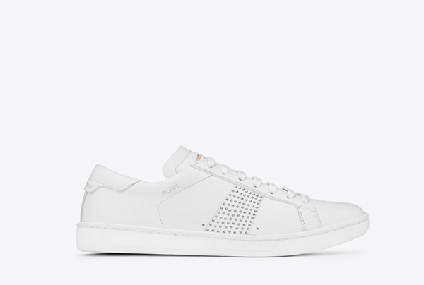 Saint Laurent Court Classic Sneakers Fall Winter 2013_8