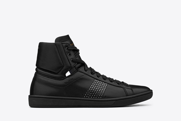 Saint Laurent Court Classic Sneakers Fall Winter 2013_9