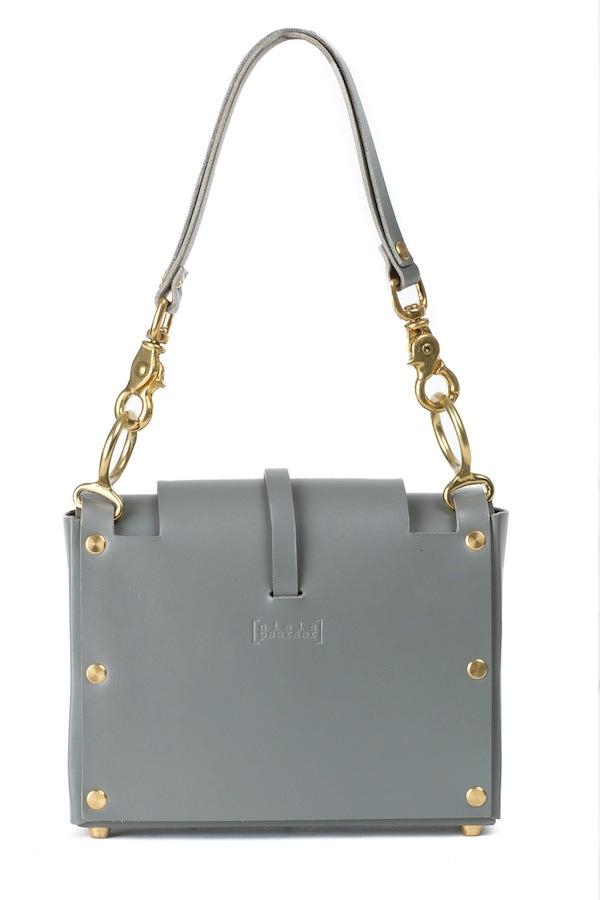 Niels Peeraer Bow Buckle Handbag-2