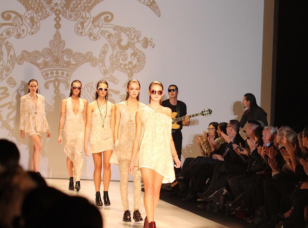 Beaufille Spring Summer 2014 at Toronto Fashion Week