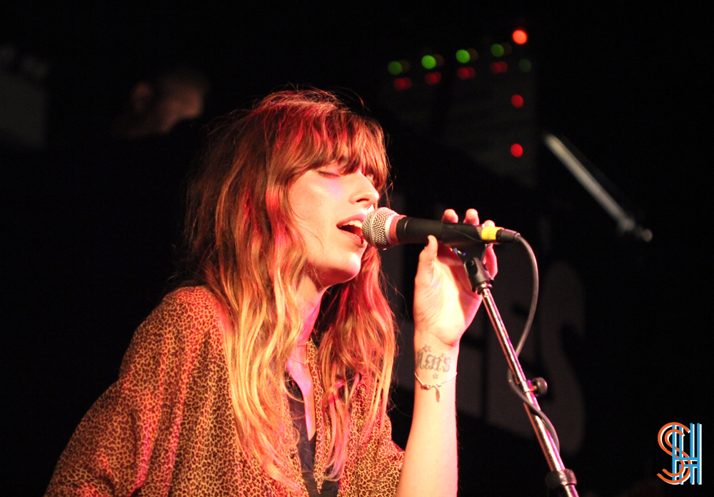 Lou Doillon Lee's Palace Toronto
