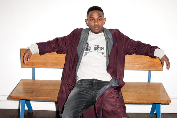 Kendrick Lamar by Terry Richardson for Document Magazine