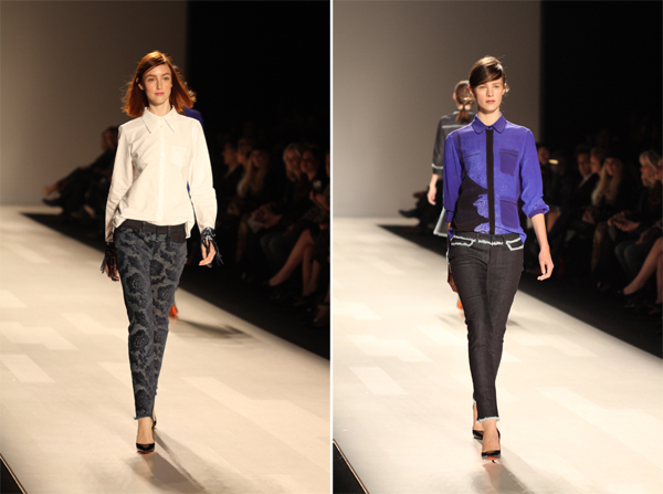 Joe Fresh Spring Summer 2014 Toronto Fashion Week-2
