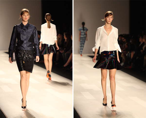Joe Fresh Spring Summer 2014 Toronto Fashion Week-25