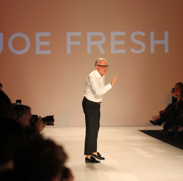 Joe Fresh Spring Summer 2014 Toronto Fashion Week-30