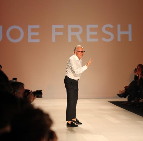 Joe Fresh Spring Summer 2014 Toronto Fashion Week-30