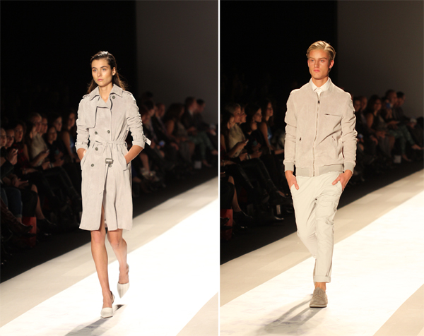 Soia & Kyo Spring Summer 2014 Toronto Fashion Week-10