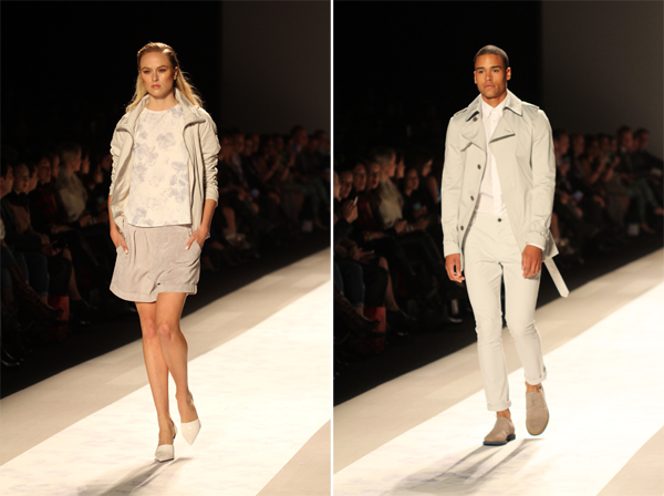Soia & Kyo Spring Summer 2014 Toronto Fashion Week-11