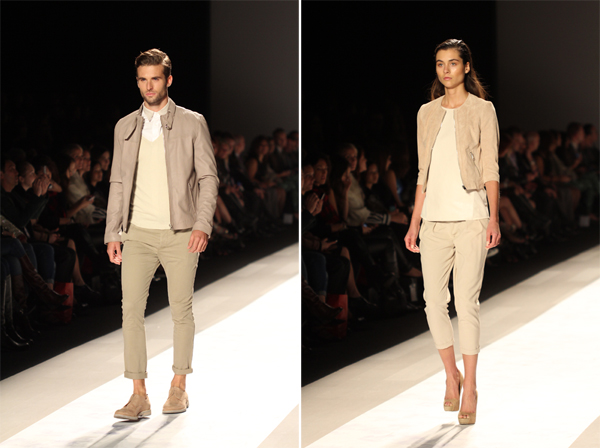 Soia & Kyo Spring Summer 2014 Toronto Fashion Week-16