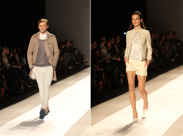 Soia & Kyo Spring Summer 2014 Toronto Fashion Week-17