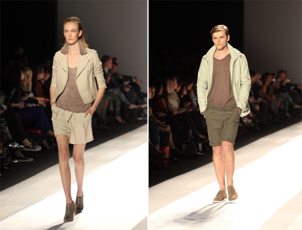 Soia & Kyo Spring Summer 2014 Toronto Fashion Week-2