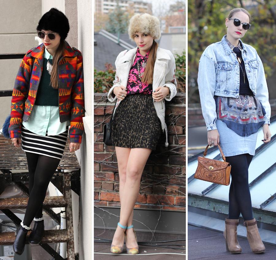 What I Wore Toronto Fashion Week October 2013 Sidewalk Hustle